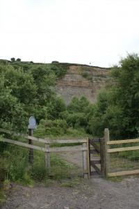 Alum quarry 2009