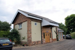Cloughton Goods shed 2010