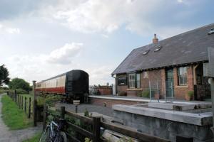 Hawsker station 2009