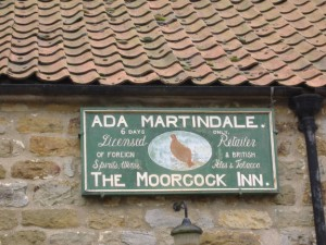 Ada Martindale, The Moorcock Inn.