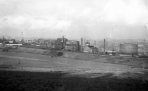 Cleckheaton gas works 1969