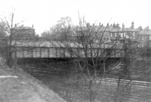 Iron bridge Cleckheaton 1969
