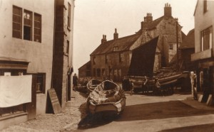 Robin Hoods Bay about 1940