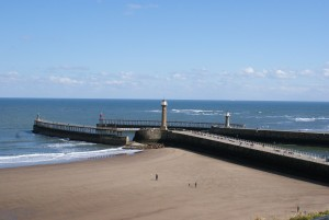 Whitby Harbour 2013